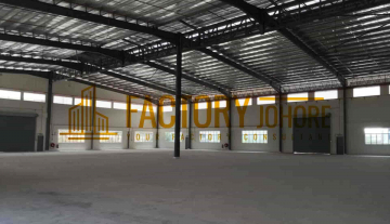 Johor Bahru Factory Export Trade Duty Free Trade Zone Bonded Port Area For Rent with Loading Bay