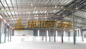 Nusajaya Factory For Rent Near to Tuas Link 54,000sqft R169