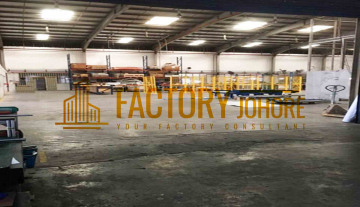 Desa Cemerlang Factory For Rent approx.30,000sqft