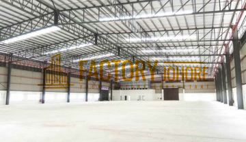 Gelang Patah Factory For Rent Brand New Factory
