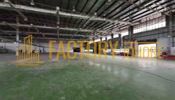 Johor Bahru Detached Factory For Rent R177