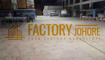 Johor Bahru High Tension Power Supply 3000ampere Factory For Rent 139000sqft