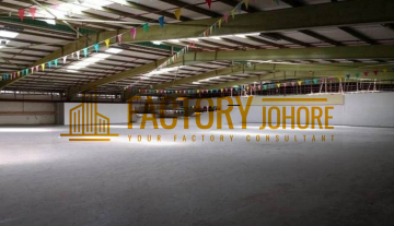 Johor Bahru Factory For Rent Big Area