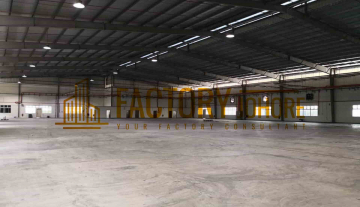 Johor Bahru Big Factory For Rent with 5.5 acres