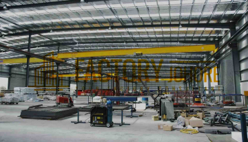 Johor Bahru Factory For Rent with Overhead Crane 98,400sqft