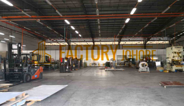 Johor Bahru Factory For Rent with 1000ampere