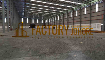 Johor Bahru Detached Factory For Rent R180