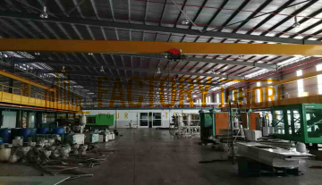Johor Bahru Factory For Rent with High Tension Power 4000ampere