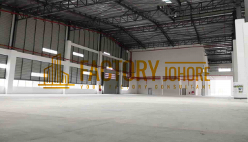 Johor Bahru Factory For Rent Gated & Guarded Power Supply 1000ampere