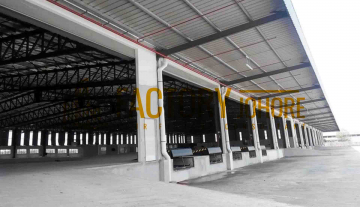 Johor Bahru Free Trade Zone Factory For Rent Power Supply 1500ampere