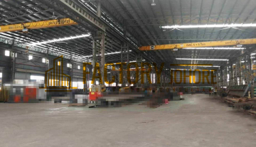 Johor Bahru Factory For Rent with Bigger Land Size