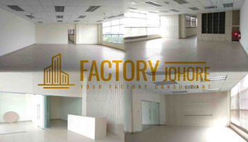 Johor Bahru Factory For Rent Near to Tuas Link Singapore