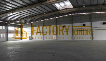 Nusajaya Detached Factory 1000ampere with 120,000sqft