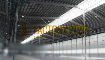 Johor Free Trade Zone Factory For Rent Power Supply 1500ampere