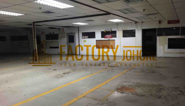 Kota Tinggi Single Detached Factory For Rent 99,000sqft