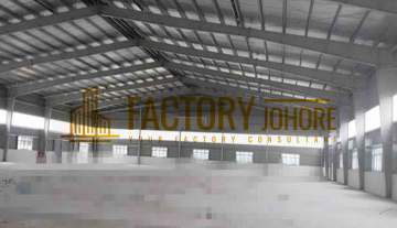Kulai Factory For Rent with Bigger Land Area 155,000sqft