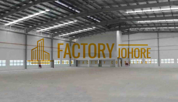 Kulai Factory For Rent 27,500sqft