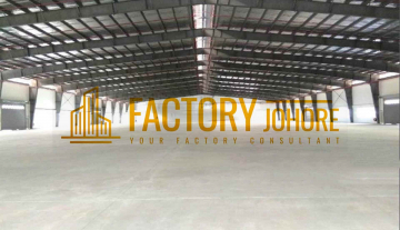 Nusajaya Detached Factory For Rent Near to Singapore