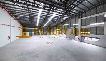 Nusajaya Factory For Rent 5min to Singapore