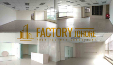 Nusajaya Factory For Rent Near to Singapore Checkpoint