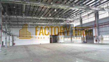 Nusajaya Big Land Factory For Rent HT 4000ampere