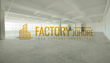 Nusajaya Factory Factory with Floor Loading 20 kN/M2