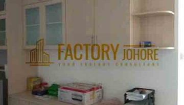 Nusajaya Factory For Rent with Iproxy Anti Bacterial Floor