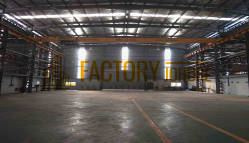Nusajaya Factory For Rent or Sale Floor Loading Capacity 30KN/m2