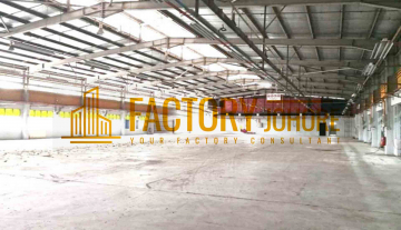 Pasir Gudang Factory For Rent