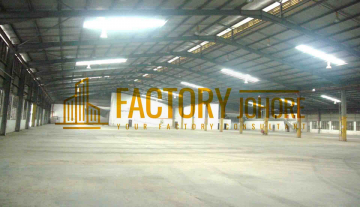Pasir Gudang Factory For Rent with 5 acres Land