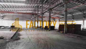 Pasir Gudang Factory For Rent with 5acres land