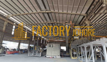 Pasir Gudang Factory For Rent R172