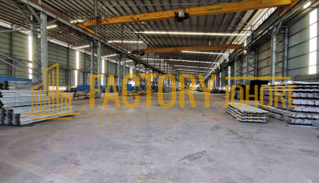 Pasir Gudang Factory For Rent R176