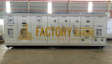 Senai Factory For Rent High Tension Power Supply 8000ampere
