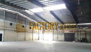Senai Factory For Rent Floor Loading 10kN/M2