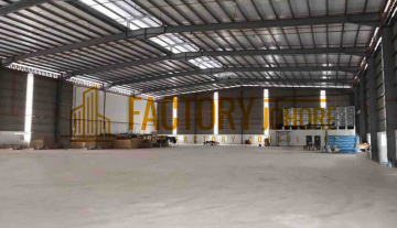 Senai Factory For Rent with Power Substation 1000ampere