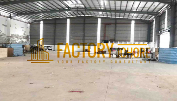 Senai Factory For Rent with 73,000sqft