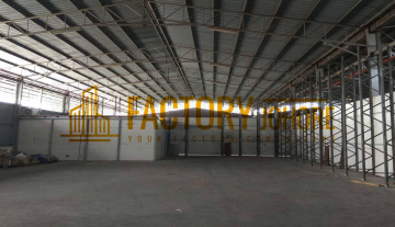 Senai Factory For Rent 47,000sqft Floor Loading 10KN/m2