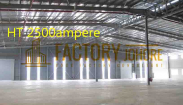 Senai Factory For Rent High Tension Power Supply 2500ampere