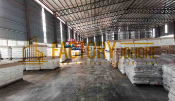 Tampoi 2000ampere Factory For Rent