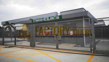 Desa Cemerlang Factory For Sale