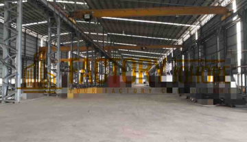 Johor Bahru Factory For Sale Built Up Area 300,000sqft