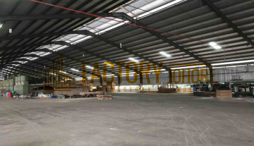 Johor Big Land Big Production Area Factory For Rent with Cheap Rental 300,000sqft