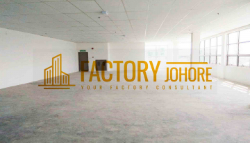 Desa Cemerlang Industrial Factory For Sale 34,972sqft