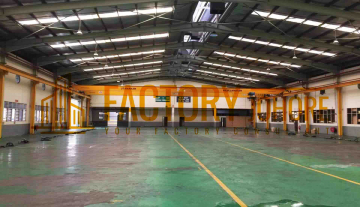 Desa Cemerlang Factory For Sale S146