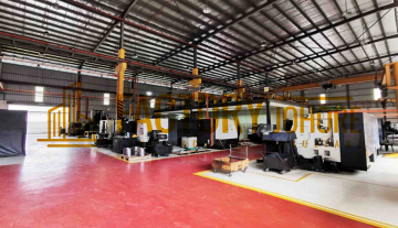 Johor Bahru Engineering Factory For Sale 40,000sqft  S145