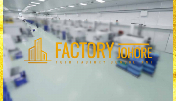 Johor Electronic Manufacturing Factory For Sale S154
