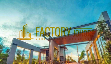 Johor Bahru Factory For Sale 2000ampere Big Land Area