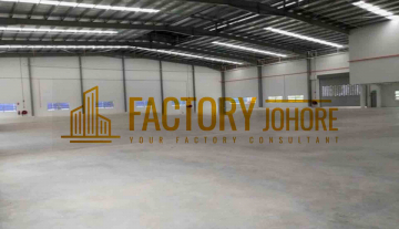 Johor Bahru Factory For Sale Foreign Manufacturing Industrial Top Choice