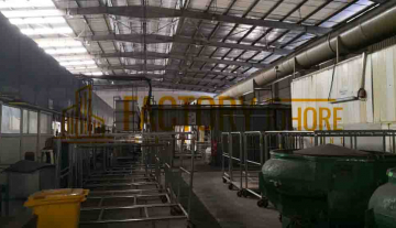Johor Bahru Factory with Natural Gas For Sale With Natural Gas Power Supply 1000ampere